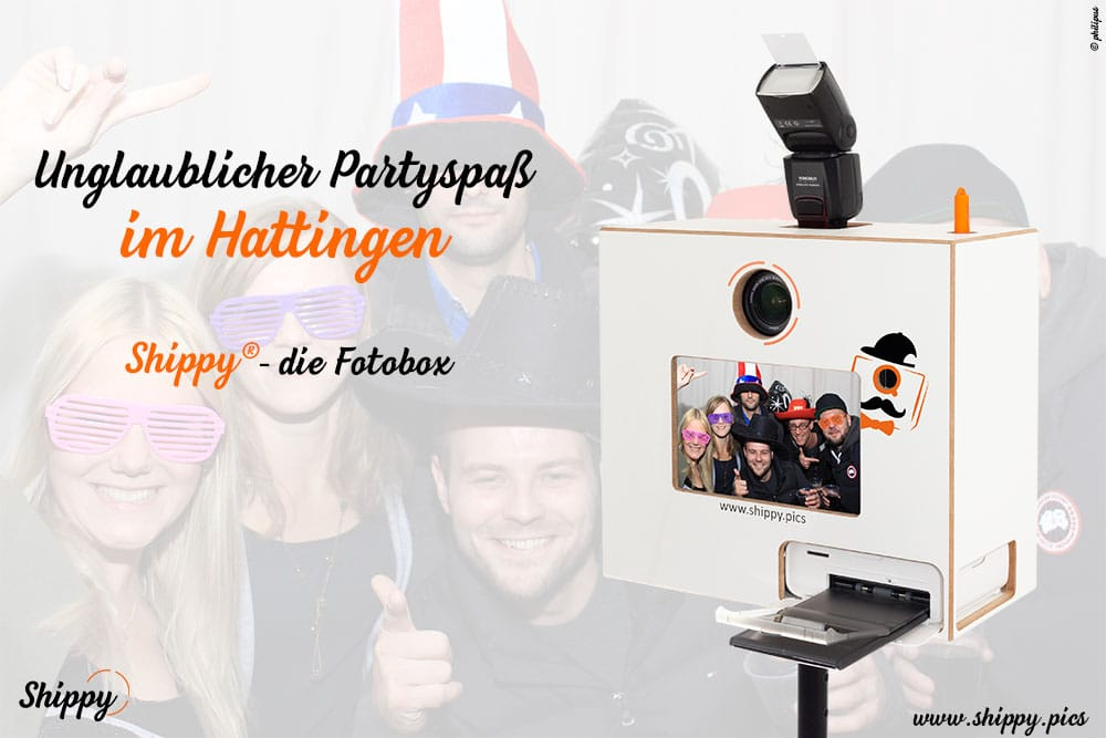 Fotobox mieten in Hattingen